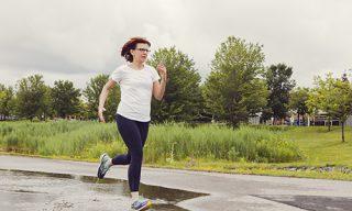 La course aide à la circulation du sang